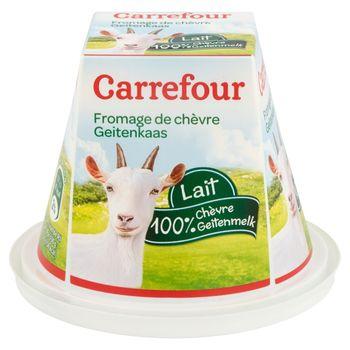 Carrefour Ser miękki z mleka koziego 150 g