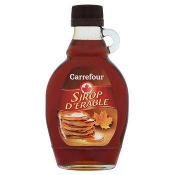 Carrefour Syrop klonowy 189 ml