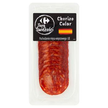 Carrefour Targ Świeżości Chorizo Cular 60 g