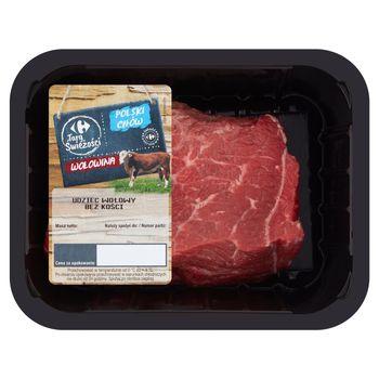 Carrefour Targ Świeżości Udziec wołowy bez kości