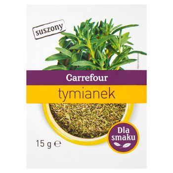 Carrefour Tymianek suszony 15 g
