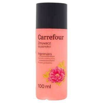 Carrefour Zmywacz do paznokci regenerujący 100 ml