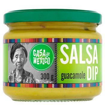 Casa de Mexico Salsa Guacamole Dip 300 g