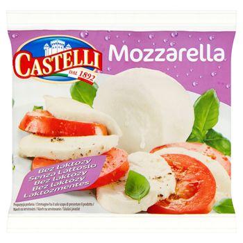 Castelli Mozzarella bez laktozy 125 g