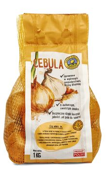 "Cebula ""Jakość z Natury Carrefour"" 1 kg"