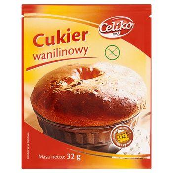 Celiko Cukier wanilinowy 32 g