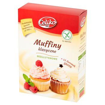 Celiko Muffiny klasyczne bezglutenowe 280 g