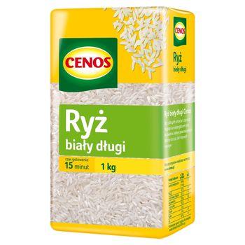 Cenos Ryż biały długi 1 kg