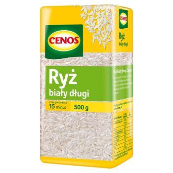 Cenos Ryż biały długi 500 g