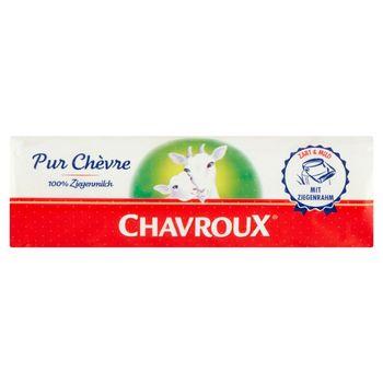 Chavroux La Bûche Ser z mleka koziego 150 g