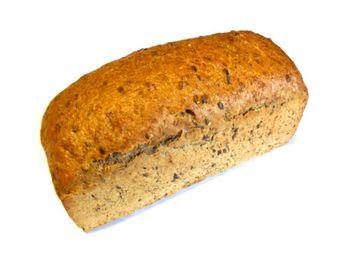 Chleb z siemieniem lnianym 380 g