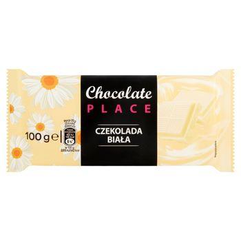 Chocolate Place Czekolada biała 100 g