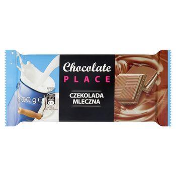 Chocolate Place Czekolada mleczna 100 g