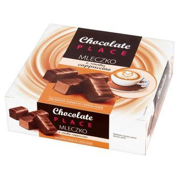 Chocolate Place Mleczko o smaku cappuccino 450 g