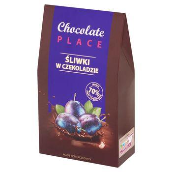 Chocolate Place Śliwki w czekoladzie 200 g