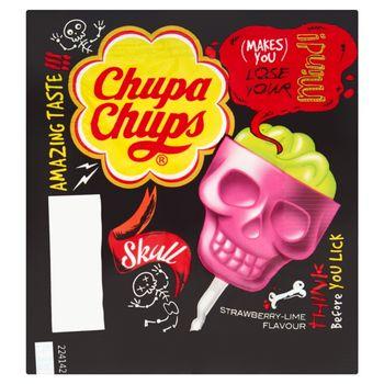 Chupa Chups Lizak o smaku truskawkowo-limonkowym 15 g