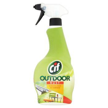 Cif Outdoor Spray przeciw rdzy 450 ml