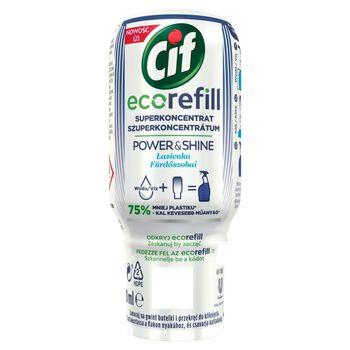 Cif Power & Shine Ecorefill Superkoncentrat wkład do sprayu łazienka 70 ml