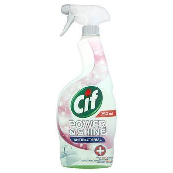 Cif Power & Shine Spray antybakteryjny 750 ml