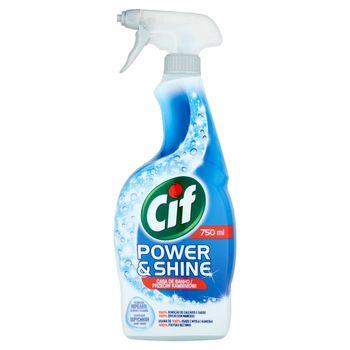 Cif Power & Shine Spray przeciw kamieniowi 750 ml