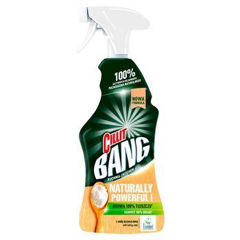 Cillit Bang Naturally Powerful Spray do czyszczenia kuchni 750 ml