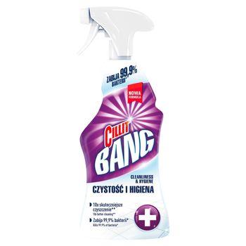 Cillit Bang Wybielanie i higiena Płyn 750 ml