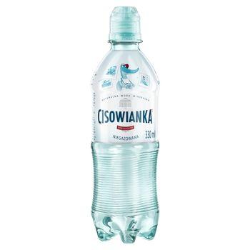 Cisowianka Naturalna woda mineralna niegazowana niskosodowa 330 ml