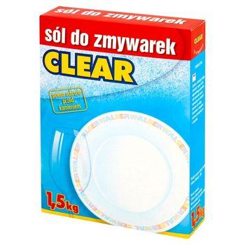 Clear Sól do zmywarek 1,5 kg