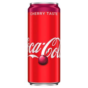 Coca-Cola Cherry Napój gazowany 330 ml