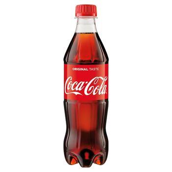 Coca-Cola Napój gazowany 500 ml