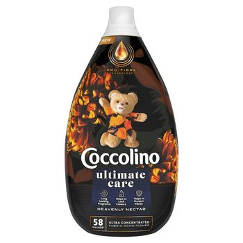 Coccolino Ultimate Care Heavenly Nectar Płyn do płukania tkanin 870 ml (58 prań)