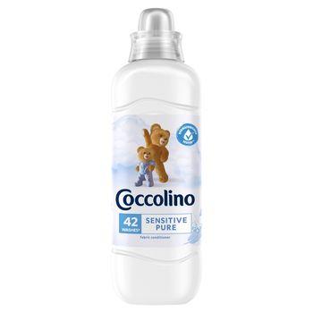 Coccolino Sensitive Pure Płyn do płukania tkanin koncentrat 1050 ml (42 prania)