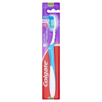 Colgate Cavity Protection Szczoteczka do zębów Średnia