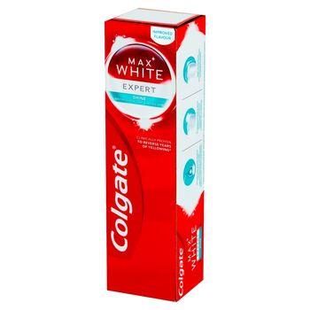 Colgate Max White Expert Shine Pasta do zębów 75 ml