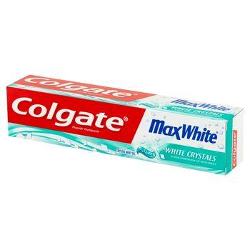 Colgate Max White White Crystals Pasta do zębów 125 ml