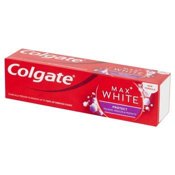 Colgate Max White Protect Pasta z fluorem 75 ml
