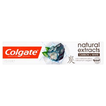 Colgate Natural Extracts Charcoal + White Pasta do zębów 75 ml
