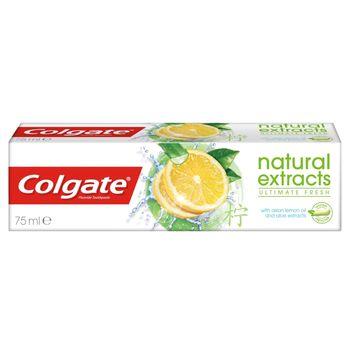 Colgate Natural Extracts Ultimate Fresh Pasta do zębów z fluorem 75 ml