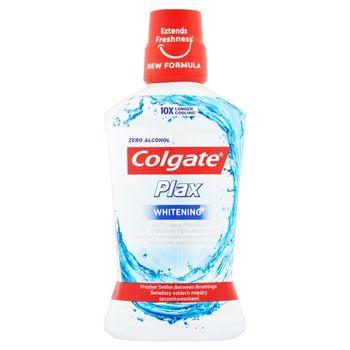 Colgate Plax Whitening Płyn do płukania jamy ustnej 500 ml