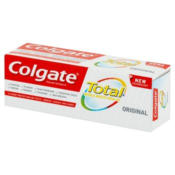 Colgate Total Original Pasta do zębów 20 ml