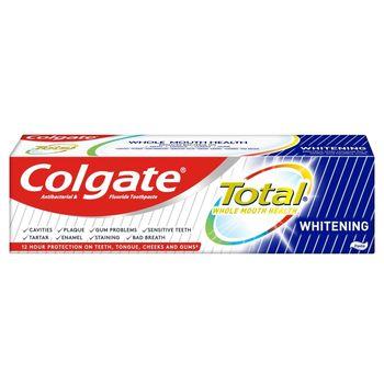 Colgate Total Wybielanie Pasta do zębów 75 ml