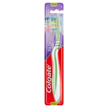 Colgate ZigZag Szczoteczka do zębów średnia