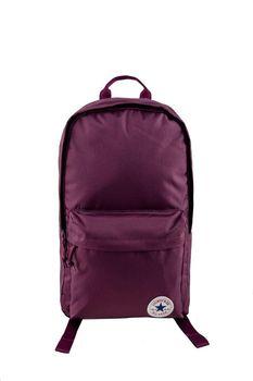 Converse Plecak jednokomorowy w kolorze bordowym