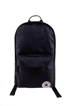 Converse Plecak jednokomorowy w kolorze czarnym