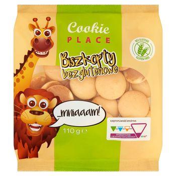 Cookie Place Biszkopty bezglutenowe 110 g