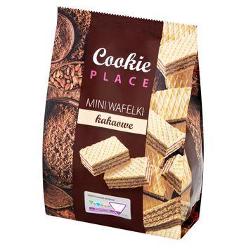 Cookie Place Mini wafelki kakaowe 300 g