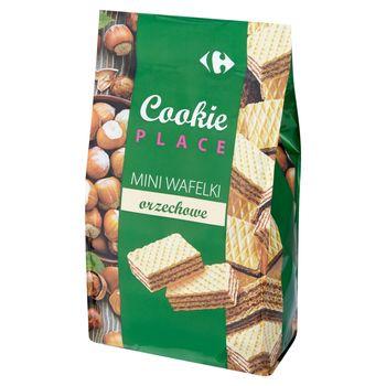 Cookie Place Mini wafelki orzechowe 300 g