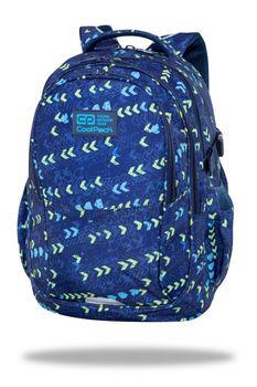 Cool Pack Plecak młodzieżowy Factor Chevron 29 L - 6 wzorów