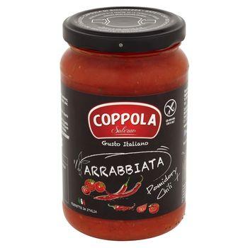 Coppola Arrabbiata Sos pomidorowy z papryczką chili 350 g