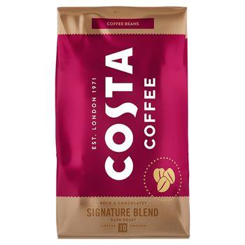 Costa Coffee Signature Blend Dark Roast Kawa palona ziarnista 1 kg